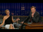 broombello on Conan in Blk & Wht dressflv