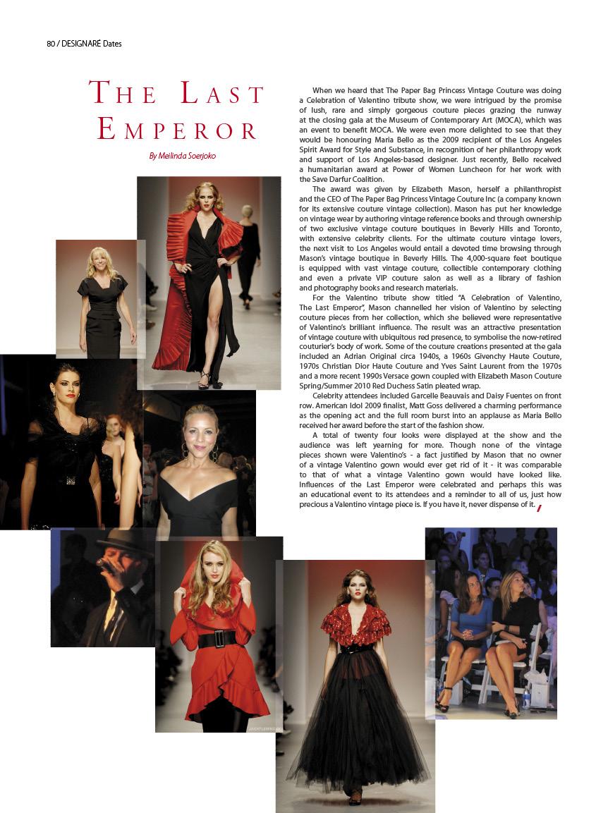 Designare Magazine  (Singapore)